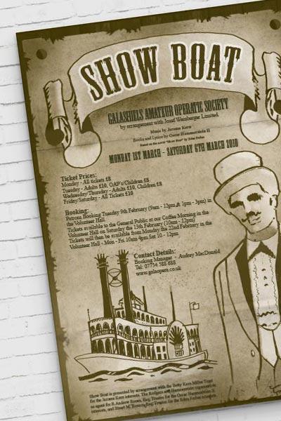 GAOS: Showboat