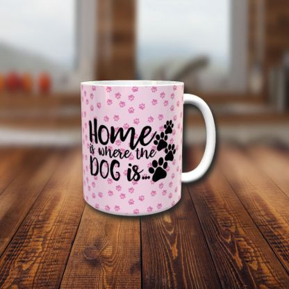Home where dog is