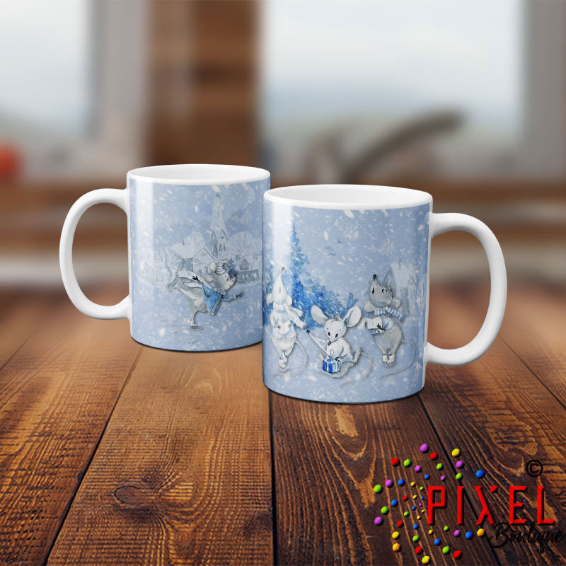 Christmas-Mice-2-Mugs-Stacked