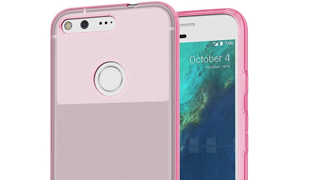 Pink Google Pixel XL Case