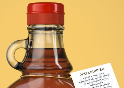 Pixelbuffer Syrup