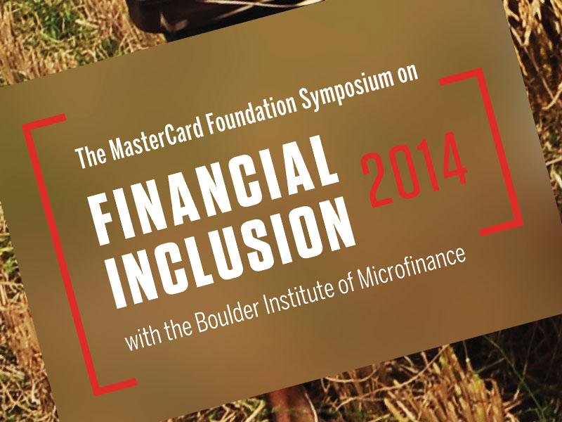 SoFI 2014 – The MasterCard Foundation