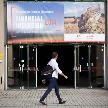 Mastercard Foundation Symposium on Financial Inclusion