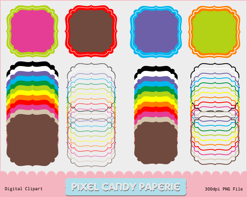 PCPaperie-Free-Scalloped-Square-Frames-Clip-Art-1