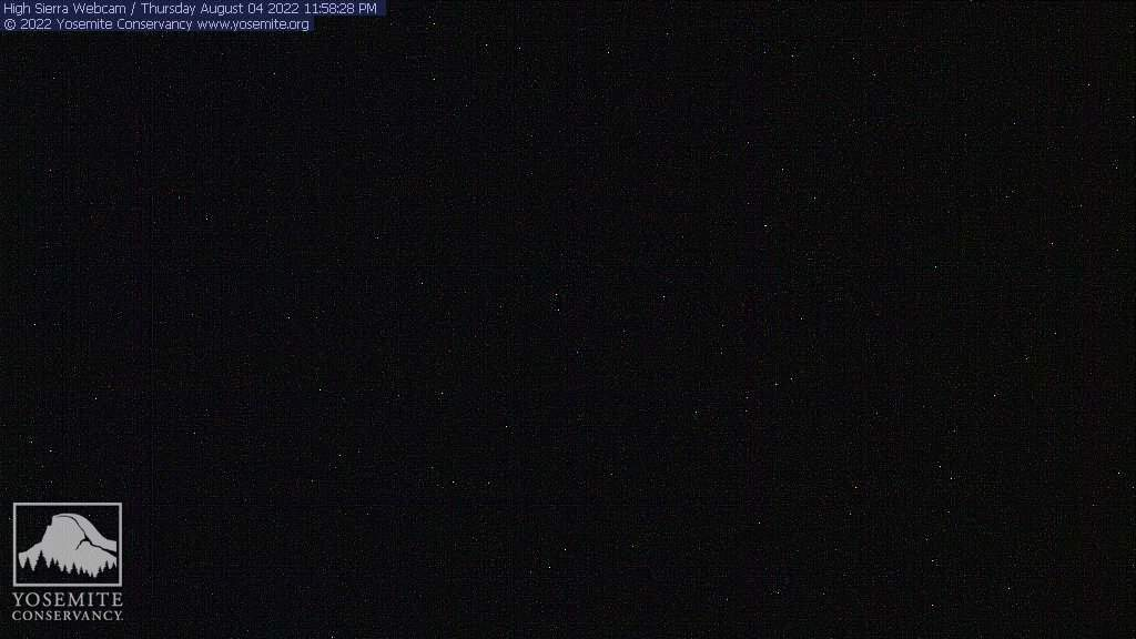 Yosemite National Park Air Quality Camera