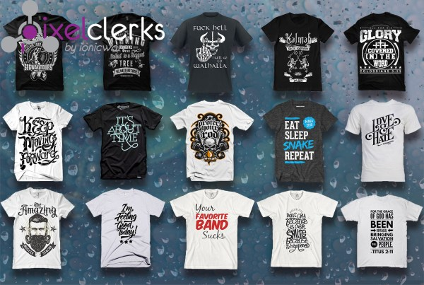 Create Amazing Typography Tshirt And Cool T Shirt Design