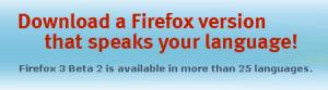 Download Firefox 3 Beta 2
