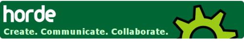 Hore banner - create, communicate, callaborate.