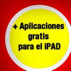 Aplicaciones gratis para el iPad
