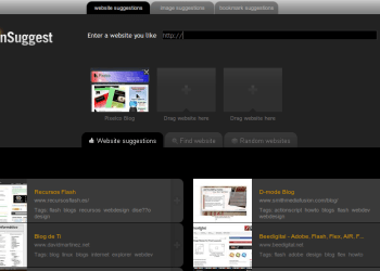 inSuggets - Captura de pantalla