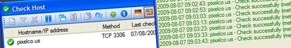 check-host-interfaz