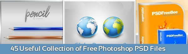 45-Useful-Collection-of-Free-Photoshop-PSD-Files