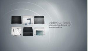 concave-mac-icons
