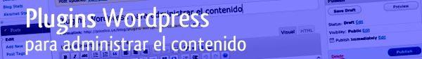 plugins-wordpress-para-administrar-el-contenido
