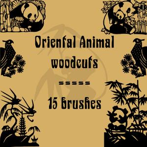 panda-brushes