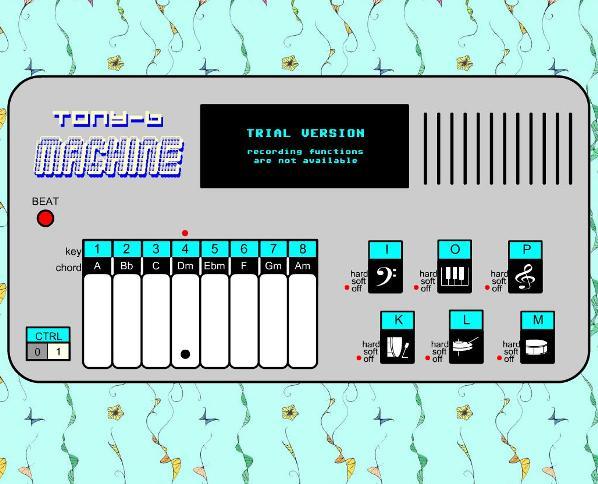 2 Tony b Machine maquina DJ online