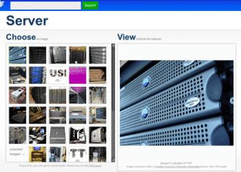 Sprixi - Interfaz | Captura de pantalla