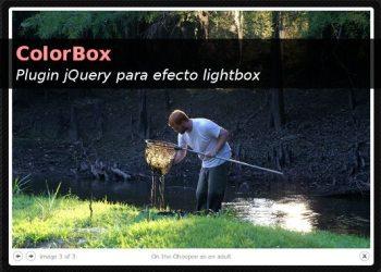 ColorBox - Plugin jQuery