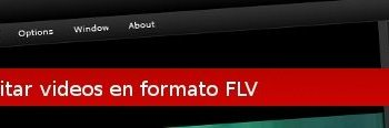 RichFLV - Editor Adobe Air de videos en formato FLV