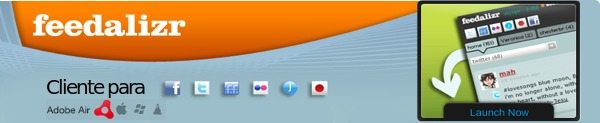 feedalizr - Cliente Adobe Air