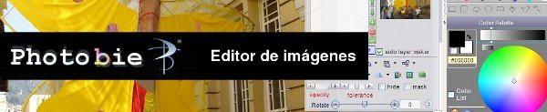 Photobie - Editor de imágenes