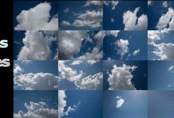 Texturas de nubes gratis