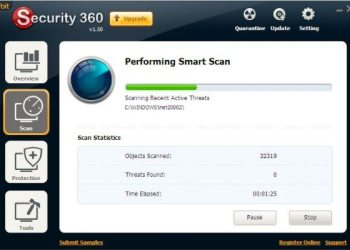 Security-360 - Herramienta avanzada para detectar malware y spyware