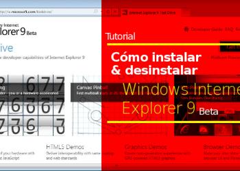 Tutorial - Windows Internet Explorer 9