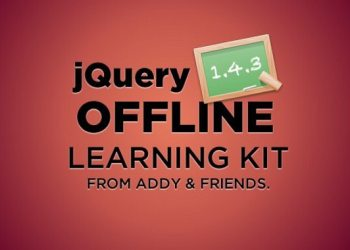 jQuery Offline - learning kit