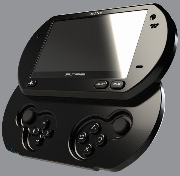 PSP 2 portatil detalles novedades nueva consola