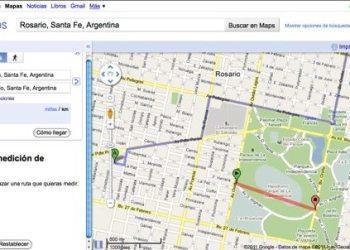 Google Maps - Cómo medir distancias