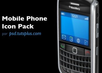 Mobile Phone Icon Pack - iconos gratis