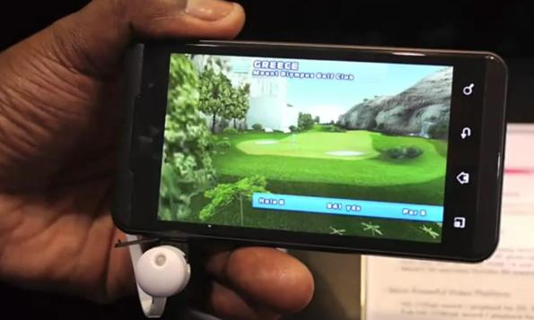 LG Optimus 3D imagenes reales nuevo movil 3d sin lentes