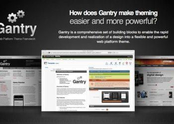 Gantry herramienta para desarrollo web