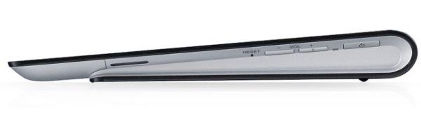 Diseño del Sony Tablet S