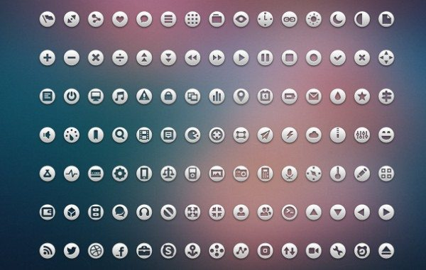 Loops Icons