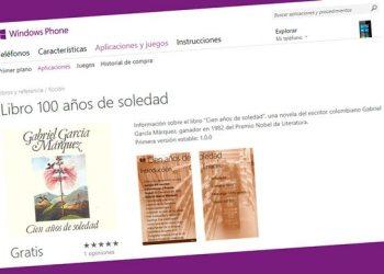okia honra a Gabriel García Márquez y ofrece la aplicación gratuita del libro 100 Años de Soledad