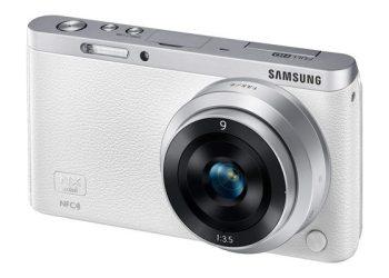 NX MINI 9MM Lens 005 R White
