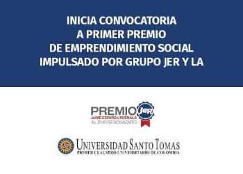 Primera convocatoria para premiar emprendedores de Cundinamarca y Bogotá