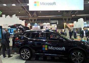 Microsoft -Smart City Expo Barcelona