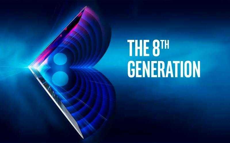 Procesadores Intel Core 8 Generación