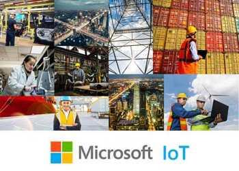 Microsoft invertirá 5 mil millones de dólares en IoT