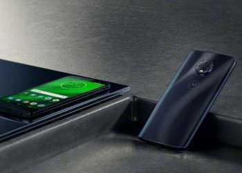 MotoG6Plus - Deep Indigo