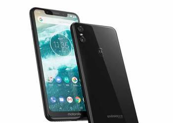 Motorola One Black - Limited Edition
