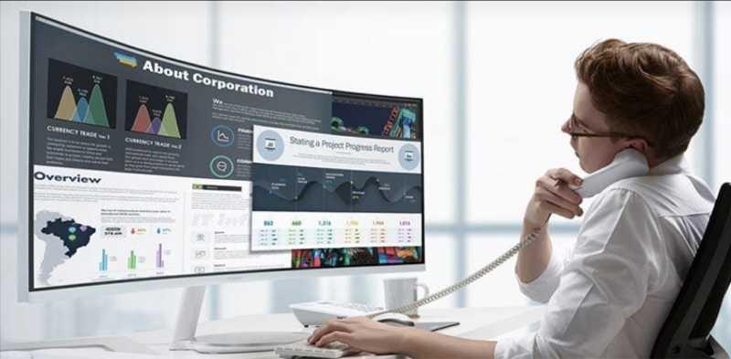 Utilidad para dividir la pantalla en monitores Samsung