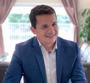 Edwin Sánchez, empresario colombiano destacado en la lista Next 1000 2021 de Forbes