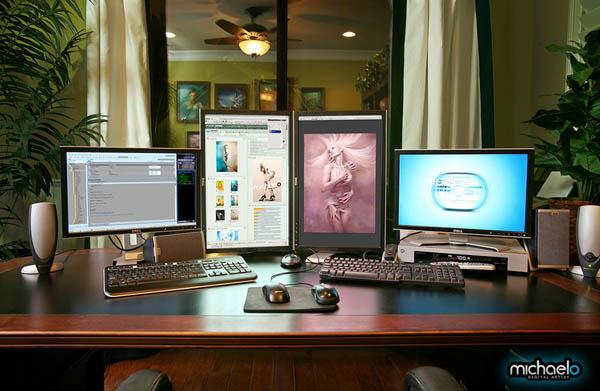 25 Best Home Office Workstation Setups  Pixel Curse