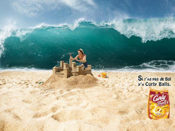 25 Monstrously Funny Print Advertisements Pixel Curse
