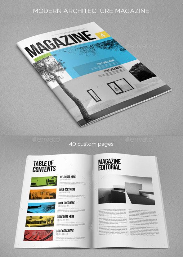 20 Amazing InDesign Magazine Layout Cover Design Templates Pixel Curse
