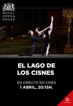 EL LAGO DE LOS CISNES | 1 de abril, 20:15h